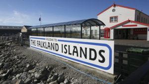 The Falklands Islands. Photo: Internet