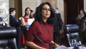 Councilwoman Martinez's statement on the passage of regulations governing the cannabis industry. Photo: nury-martinez.com