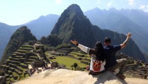 Machu Picchu, Perú. Una de las siete maravillas del mundo moderno. Foto: David Prado (Flickr)