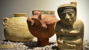 La Cultura Chancay fue productora de cerámica en serie en grandes volúmenes. Foto: Museo Nacional de Arqueología, Antropología e Historia del Perú.