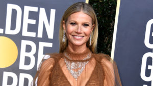Gwyneth Paltrow defended Goop ahead of the lifestyle brand's Netflix launch. (Photo: VALERIE MACON/AFP via Getty Images)