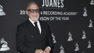 LAS VEGAS, NEVADA - NOVEMBER 13: Emilio Estefan attends the Latin Recording Academy's 2019 Person of the Year gala honoring Juanes at the Premier Ballroom at MGM Grand Hotel & Casino on November 13, 2019 in Las Vegas, Nevada. (Photo by John Parra/Getty Images for LARAS )