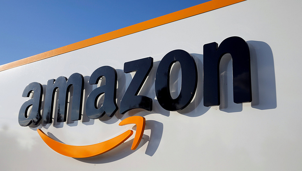 Imagen de uno de los almacenes de Amazon. REUTERS/Pascal Rossignol