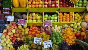 Mercado de Surquillo, Lima. Photo: Mark Heart (Flickr)