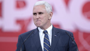 Vicepresident Mike Pence.