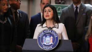 New York State Senator Jessica Ramos. Photo: Twitter @jessicaramos