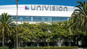 Sede de la cadena hispana de televisión Univision. Foto: Shutterstock