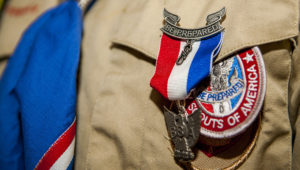 Boy Scouts of America files for Bankruptcy after Sex Abuse Lawsuits. Photo Stock