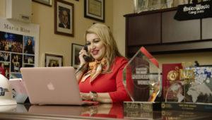 Maria Rios, founder and CEO, Nation Waste, Inc. Photo: FreeEnterprise.com
