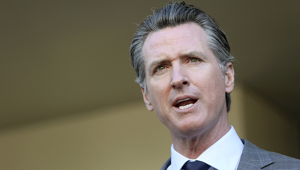 Gov. Gavin Newsom and state lawmakers search for ways to lower construction costs to help remedy a shortage of available homes. (Dania Maxwell/Los Angeles Times/TNS)