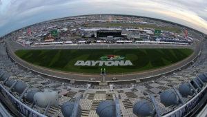 Daytona International Speedway.