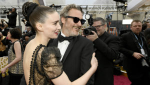 Rooney Mara and Joaquin Phoenix. | Getty Images