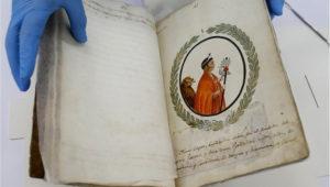 El manuscrito perdido de los incas, una joya histórica recuperada por Perú. Foto: Biblioteca Nacional del Perú (BNP)