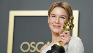 Renée Zellweger. | Photo: Rachel Luna/Getty Images