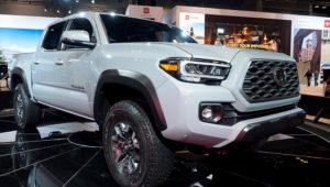 Bold and Adventurous – The New Toyota Tacoma 2019. Photo: Boykov / Shutterstock