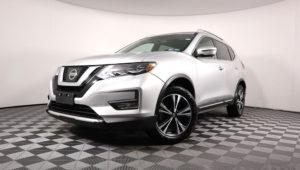 2017 Nissan Rogue SL With Navigation & AWD.   danisauto.com