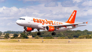 EasyJet has launched its Christmas sale. | Credit: Alamy