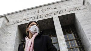 Toda Italia quedará en cuarentena por coronavirus. Foto: AFP