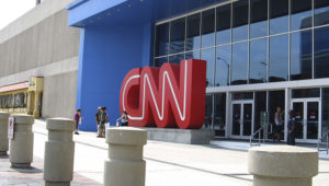 CNN Center, Atlanta, Georgia. Photo: Ken Lund/Flickr