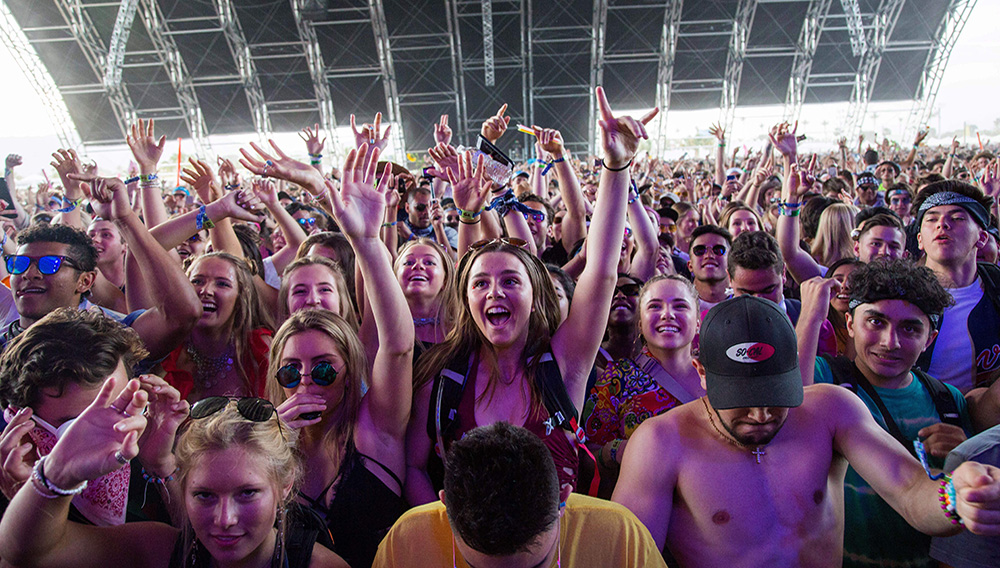 Coachella 2020 has officially been postponed until October. Credit: GETTY - CONTRIBUTOR