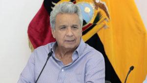 Presidente Lenín Moreno y equipo ministerial en gabinete ampliado. Guayaquil, 6 de marzo del 2020. Foto: Presidencia de la República del Ecuador