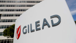 A Gilead Sciences office is shown in Foster City, California, U.S. May 1, 2018. Stephen Lam | Reuters
