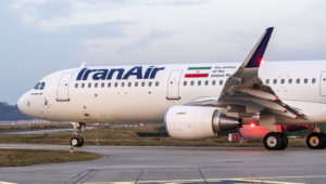 The first-delivered aircraft as part of IranAir's 100-aircraft firm order placed in December 2016 is a single-aisle Airbus A321. Photo: Airbus