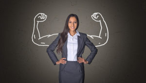 Empoderamiento femenino. Shutterstock