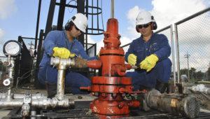 El campo La Cira-Infantas no solo es el área de producción de crudo más antigua del país, sino que es uno de los ejemplos de los proyectos de recobro mejorado de petróleo en el país. Foto: Ecopetrol