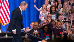Ending campaign, Bloomberg says defeating Trump his priority. Associated Press