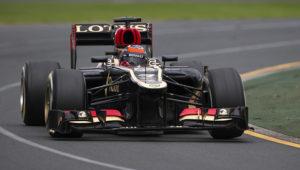 Kimi Raikkonen (FIN) Lotus E21, Australian F1 Grand Prix, Albert Park, Melbourne, 15-17th, March, 2013