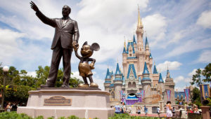 The UK has the best deal in the world when it comes to Disney World tickets. | Credit: Getty - Contributor