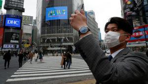 Shibuya, Tokyo. Image: REUTERS/Issei Kato
