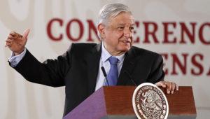 Presidente de México, Andrés Manuel López Obrador. | Foto: Presidencia de México.