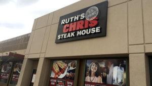 Ruth Chris Steak House.