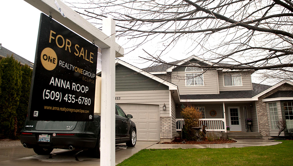 This home is for sale through Realty One Group Eclipse in Spokane Valley on Saturday, April, 13, 2019. Kathy Plonka/THE SPOKESMAN-REVIEW