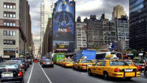 8th Ave, Manhattan. | PHOTO: Wikipedia