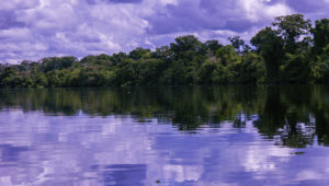 Monitoreo Ambiental en Saramuro, Loreto. FOTO: Ministerio del Ambiente, Perú (Flickr).