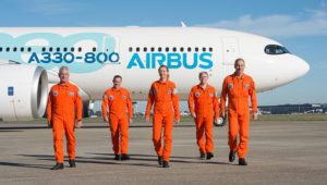 AIRBUS 2018 - Photo by P. Masclet/Master Films.