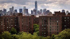 Sales of New York City apartment buildings tumbled to near-decade lows last year, after new rent rules scared investors away from properties with regulated units. | Photo: Bloomberg