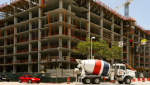 ICON Central apartments project in St. Petersburg. (MARTHA ASENCIO RHINE / Times)