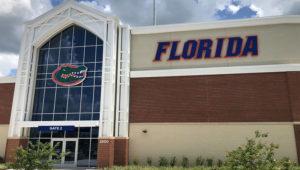 A look at the club entrance of Florida Ballpark. | Photo: Ryan Dunn