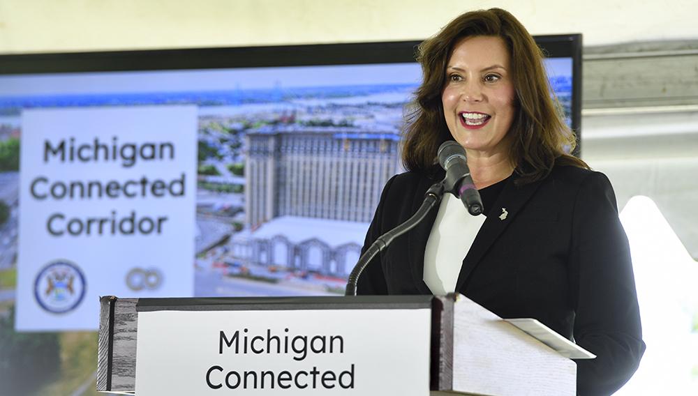 Governor Gretchen Whitmer. Photo: State of Michigan.