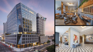 The Joseph, a Luxury Collection Hotel, Nashville, is located in the vibrant SoBro district and features 21 floors and 297 guest rooms and suites.