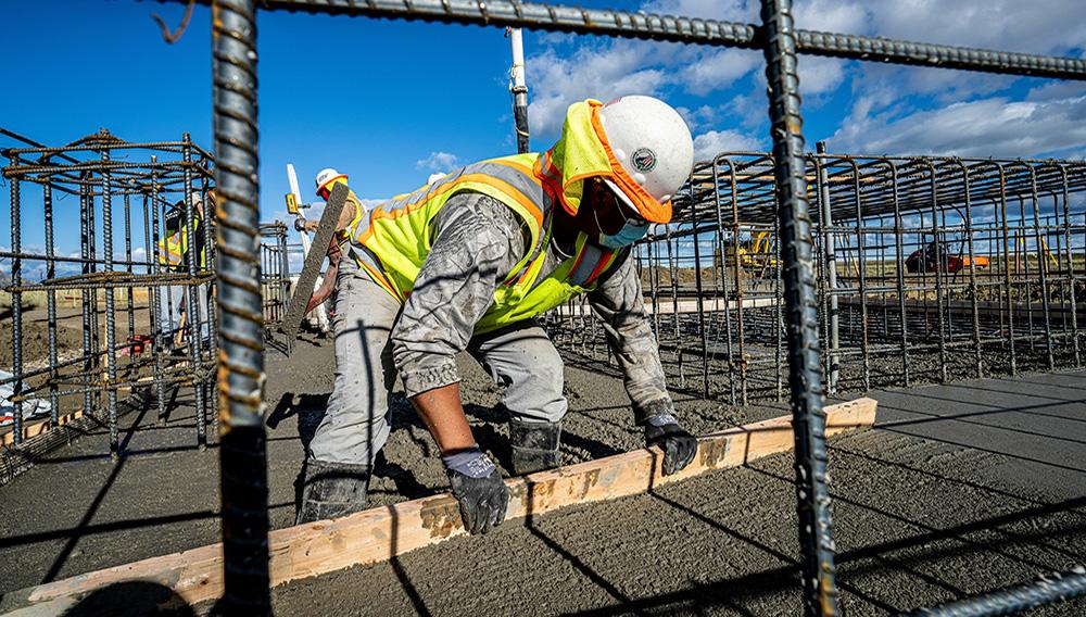Photo: Wollam Construction