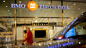 BMO Harris Bank. | Photo: Daniel Acker / 2018 Bloomberg Finance LP