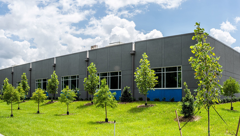 Lacerta Therapeutics' new office space is located in Copeland Park, a biotechnology and life science research community in Alachua, Florida.