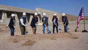Trump Administration breaks ground on long-awaited Arkansas Valley Conduit to bring safe, clean water to rural Colorado communities. | Photo: U.S. Department of the Interior