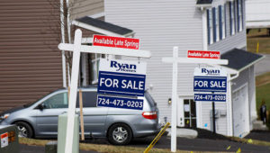 US new-home sales surge to fastest pace since 2006 as housing market shines through pandemic. | Photo: Associated Press