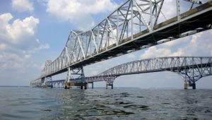 The Chesapeake Bay Bridge. | Photo: Delmarva.now